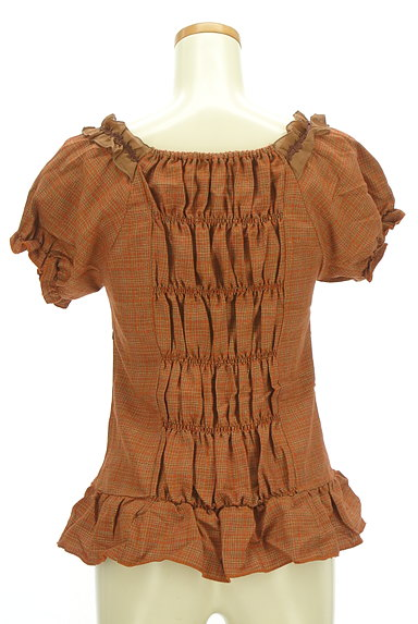 axes femme(アクシーズファム)の古着「裾フリルペプラムカットソー(カットソー・プルオーバー)」大画像2へ