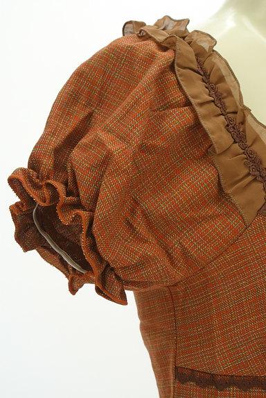axes femme(アクシーズファム)の古着「裾フリルペプラムカットソー(カットソー・プルオーバー)」大画像5へ