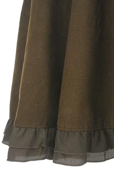 axes femme(アクシーズファム)の古着「エンブレムボタンのミニワンピ(ワンピース・チュニック)」大画像5へ