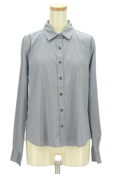ketty(ケティ)の古着「ストレッチ素材のシャツ(カジュアルシャツ)」大画像1へ