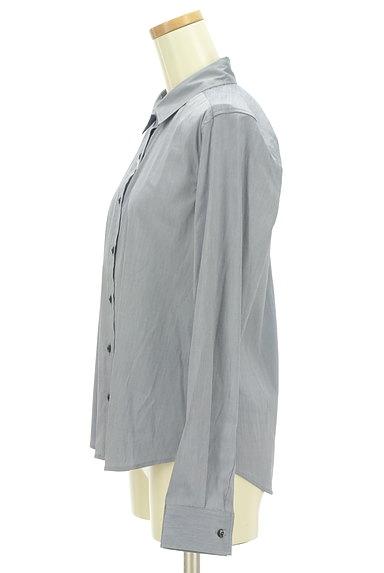 ketty(ケティ)の古着「ストレッチ素材のシャツ(カジュアルシャツ)」大画像3へ