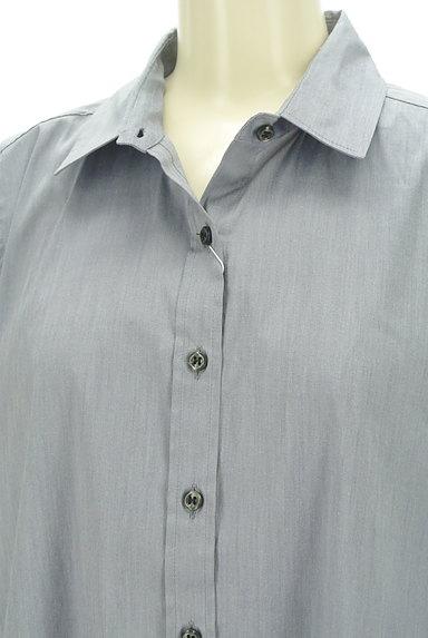 ketty(ケティ)の古着「ストレッチ素材のシャツ(カジュアルシャツ)」大画像4へ