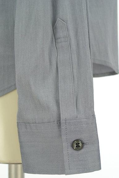 ketty(ケティ)の古着「ストレッチ素材のシャツ(カジュアルシャツ)」大画像5へ