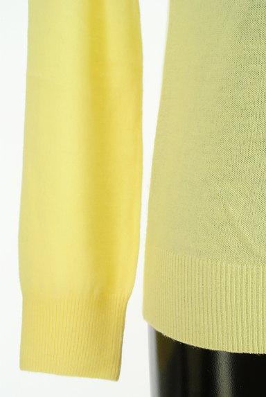 LAUTREAMONT(ロートレアモン)の古着「カラータートルネックカシミヤニット(ニット)」大画像5へ