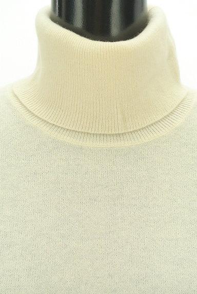LAUTREAMONT(ロートレアモン)の古着「カシミヤタートルネックニット(ニット)」大画像4へ