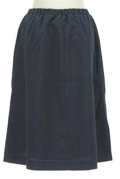 ef-de(エフデ)の古着「ギャザーセミフレアスカート(スカート)」大画像2へ