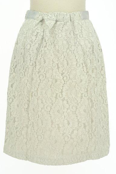 MISCH MASCH(ミッシュマッシュ)の古着「総レースセミタイトスカート(スカート)」大画像2へ