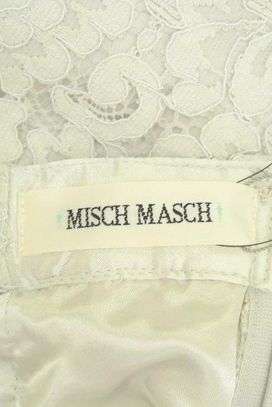 MISCH MASCH(ミッシュマッシュ)の古着「総レースセミタイトスカート(スカート)」大画像6へ