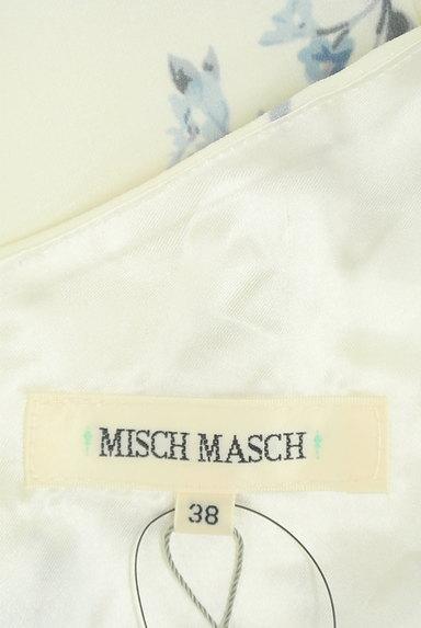 MISCH MASCH(ミッシュマッシュ)の古着「フレアビジュー袖花柄ワンピース(ワンピース・チュニック)」大画像6へ