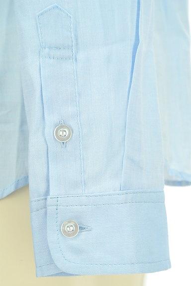 MISCH MASCH(ミッシュマッシュ)の古着「シアーカラーシャツ(カジュアルシャツ)」大画像5へ