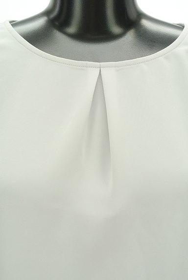 Te chichi(テチチ)の古着「ツイスト袖タックブラウス(ブラウス)」大画像4へ
