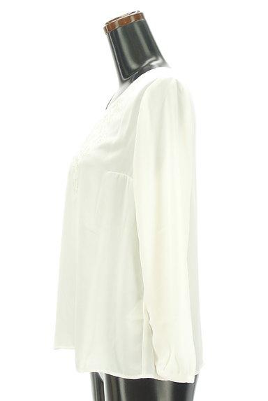 Te chichi(テチチ)の古着「フラワー刺繍ブラウス(ブラウス)」大画像3へ