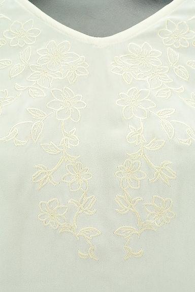 Te chichi(テチチ)の古着「フラワー刺繍ブラウス(ブラウス)」大画像4へ