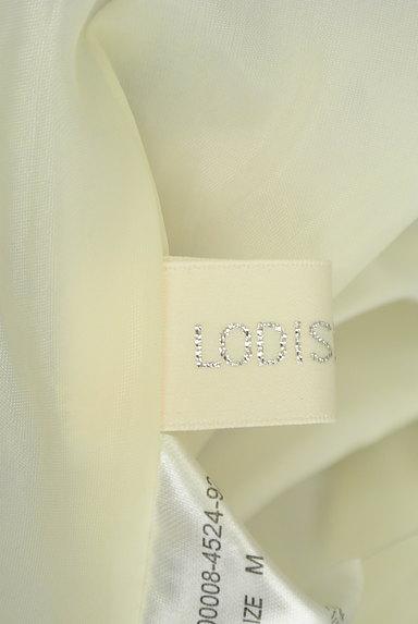 LODISPOTTO(ロディスポット)の古着「ふわっとチェック柄フレアスカート(スカート)」大画像6へ