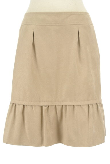 23区(23ク)の古着「ギャザーフリル切替スカート(スカート)」大画像1へ