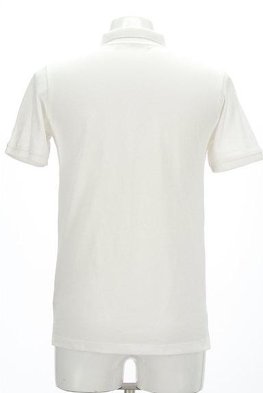 nano・universe(ナノユニバース)の古着「ワンポイント刺繍ポロシャツ(ポロシャツ)」大画像2へ