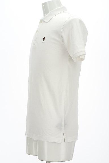 nano・universe(ナノユニバース)の古着「ワンポイント刺繍ポロシャツ(ポロシャツ)」大画像3へ