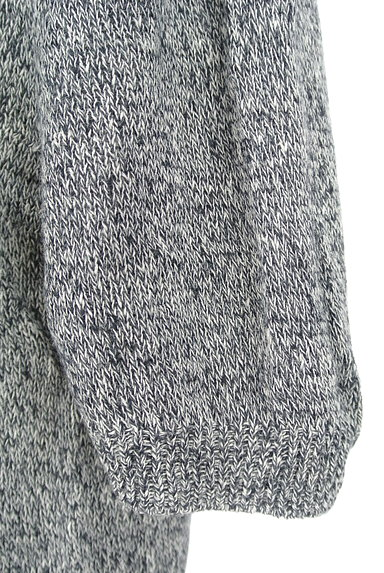 URBAN RESEARCH(アーバンリサーチ)の古着「5分袖モックネック麻綿ニット(ニット)」大画像5へ