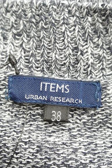 URBAN RESEARCH(アーバンリサーチ)の古着「5分袖モックネック麻綿ニット(ニット)」大画像6へ
