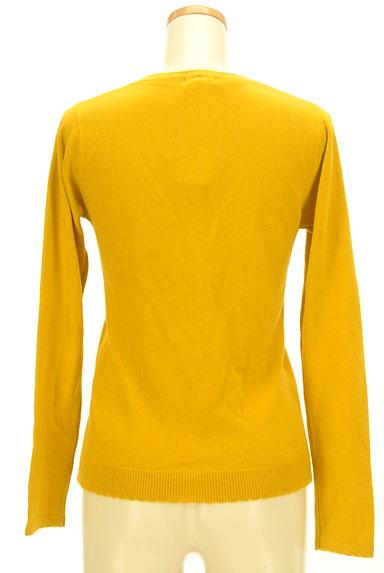axes femme(アクシーズファム)の古着「ファー付け襟Vネックカーディガン(カーディガン・ボレロ)」大画像5へ