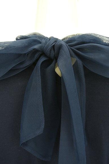axes femme(アクシーズファム)の古着「バックリボンのレースカットソー(カットソー・プルオーバー)」大画像5へ