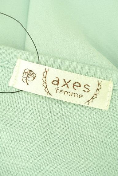 axes femme(アクシーズファム)の古着「フリルシフォンカットソー(カットソー・プルオーバー)」大画像6へ