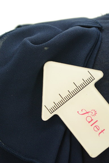 axes femme(アクシーズファム)の古着「肩フリルタックカットソー(カットソー・プルオーバー)」大画像5へ