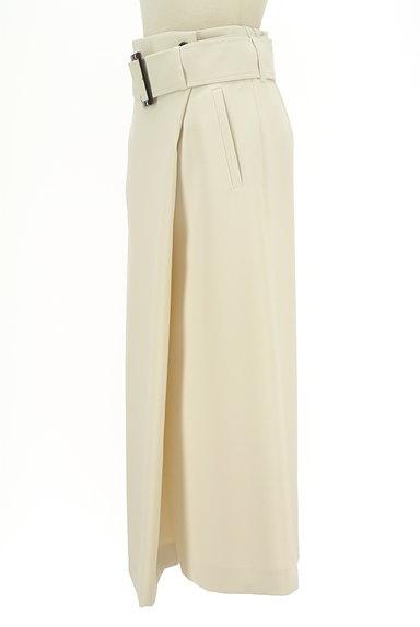 Pinky&Dianne(ピンキー&ダイアン)の古着「Aラインタックフレアロングスカート(ロングスカート・マキシスカート)」大画像3へ