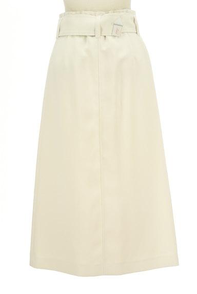 Pinky&Dianne(ピンキー&ダイアン)の古着「Aラインタックフレアロングスカート(ロングスカート・マキシスカート)」大画像4へ