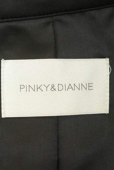 Pinky&Dianne(ピンキー&ダイアン)の古着「インナーベスト付きノーカラーブルゾン(ブルゾン・スタジャン)」大画像6へ