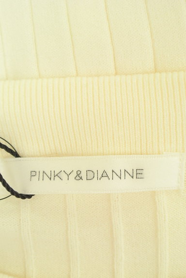 Pinky&Dianne(ピンキー&ダイアン)の古着「ベルスリーブリブニット(ニット)」大画像6へ