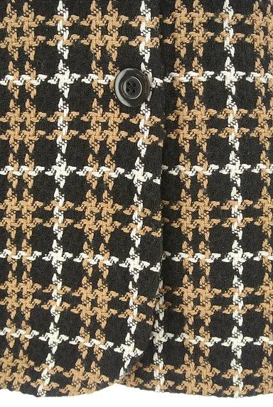 Rirandture(リランドチュール)の古着「チェック柄ラップ風ミニスカート(ミニスカート)」大画像5へ