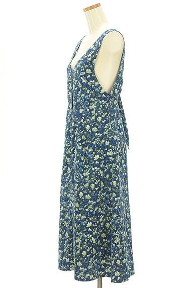 Rirandture(リランドチュール)の古着「2WAY花柄ロングワンピース(キャミワンピース)」大画像3へ