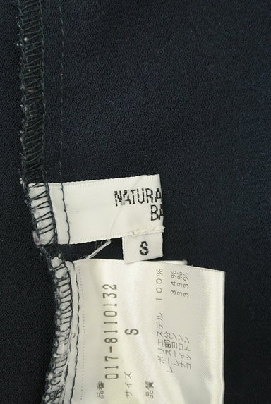 NATURAL BEAUTY BASIC(ナチュラルビューティベーシック)の古着「花柄レース切替カットソー(カットソー・プルオーバー)」大画像6へ