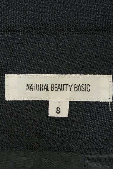 NATURAL BEAUTY BASIC(ナチュラルビューティベーシック)の古着「サイドポケット膝下丈タイトスカート(スカート)」大画像6へ