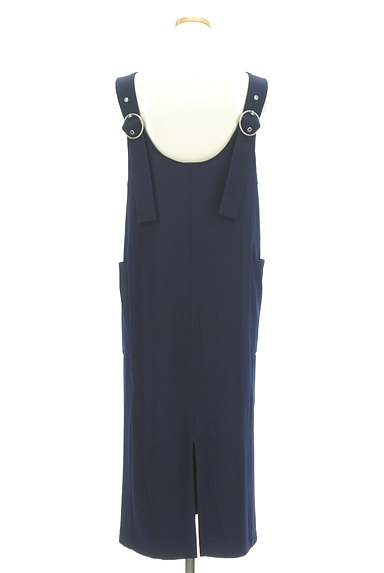 BEAMS Women's(ビームス ウーマン)の古着「ミモレ丈サロペットスカート(オーバーオール・サロペット)」大画像2へ