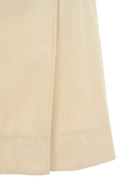 JILL by JILLSTUART(ジルバイジルスチュアート)の古着「ウエストリボン膝下丈ラップ風スカート(ロングスカート・マキシスカート)」大画像5へ