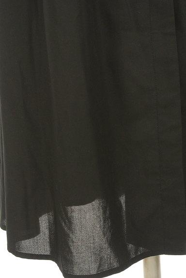 PROPORTION BODY DRESSING(プロポーションボディ ドレッシング)の古着「ベルト付きミモレ丈シャツワンピース(ワンピース・チュニック)」大画像5へ