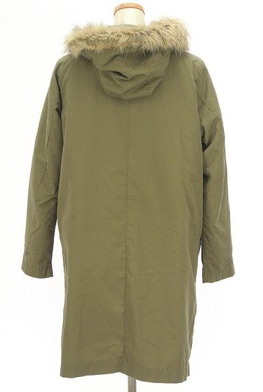 SM2(サマンサモスモス)の古着「ボアライナー付きモッズコート(コート)」大画像2へ