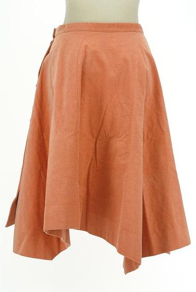 Chesty(チェスティ)の古着「アシンメトリーコーデュロイスカート(スカート)」大画像2へ