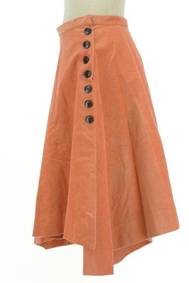 Chesty(チェスティ)の古着「アシンメトリーコーデュロイスカート(スカート)」大画像3へ