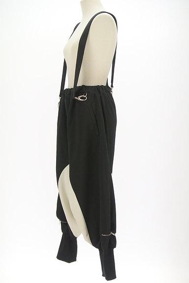 Deorart(ディオラート)の古着「ストラップ付サルエルパンツ(オーバーオール・サロペット)」大画像3へ