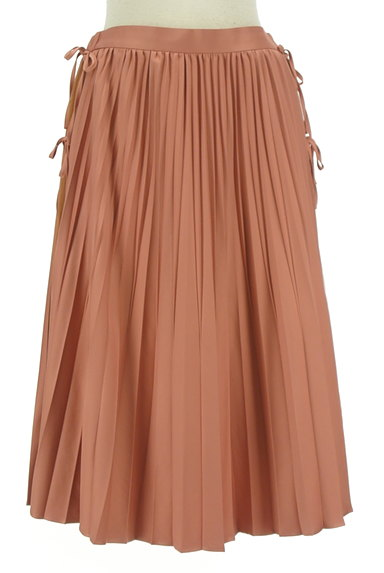 TOCCA(トッカ)の古着「サイドチュールプリーツスカート(スカート)」大画像1へ