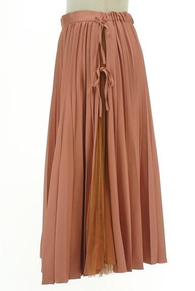 TOCCA(トッカ)の古着「サイドチュールプリーツスカート(スカート)」大画像3へ