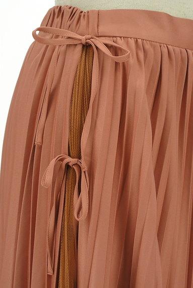 TOCCA(トッカ)の古着「サイドチュールプリーツスカート(スカート)」大画像4へ