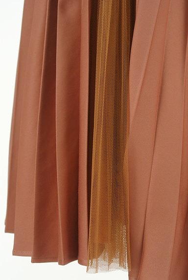 TOCCA(トッカ)の古着「サイドチュールプリーツスカート(スカート)」大画像5へ