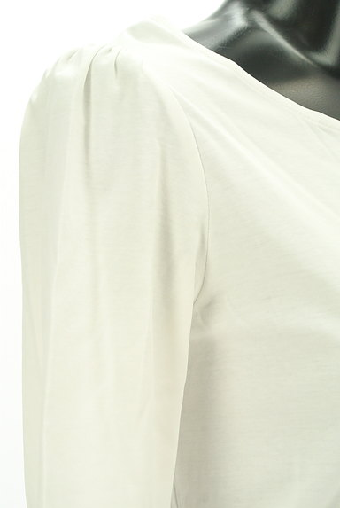 Couture Brooch(クチュールブローチ)の古着「ラインストーン付きプリントカットソー(Tシャツ)」大画像5へ
