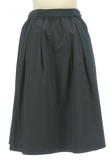SunaUna(スーナウーナ)の古着「無地×ストライプリバーシブルスカート(スカート)」大画像2へ