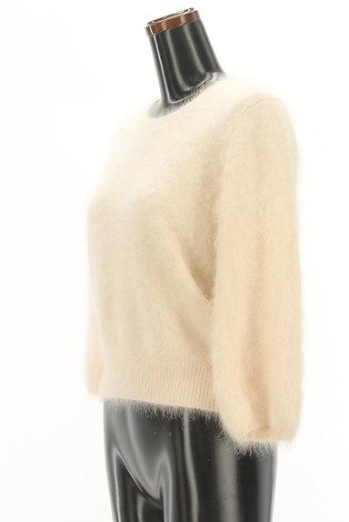 UNITED ARROWS(ユナイテッドアローズ)の古着「ふんわりアンゴラ混ニット(ニット)」大画像3へ