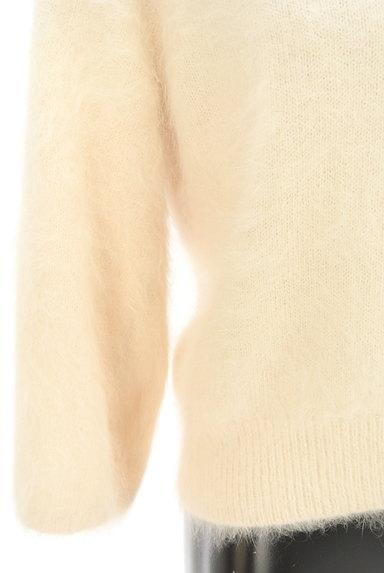 UNITED ARROWS(ユナイテッドアローズ)の古着「ふんわりアンゴラ混ニット(ニット)」大画像5へ